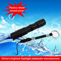 best dry battery 0.5w aluminium mini led flashlight