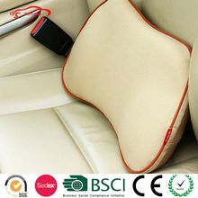 High Quality Memory Foam Back Cushion Lumbar Support for Car Seat/Lumbar Support Back Rest Cushion