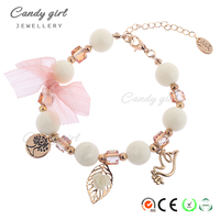 Candygirl Brand Lovely Leaf Lace Bead