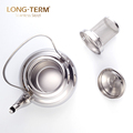 L32061915 304 Stainless Steel Whistling Tea Kettle For Induction