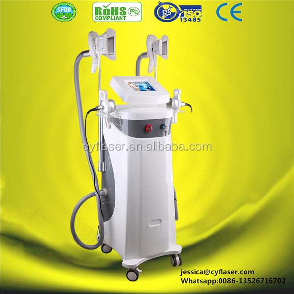 2013 New arrival! Vacuum cavitation 5 in 1 weight loss machine
