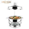 L4618 Unique Restaurant Stainless Steel Single Bowl Chafing Dishes For Sale