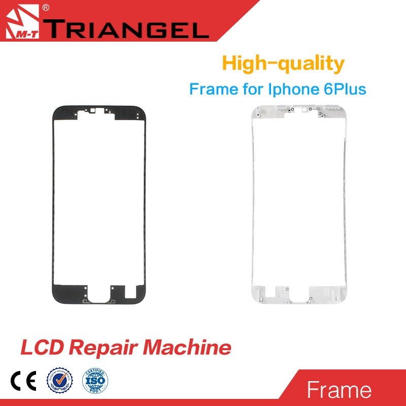 Latest made in China no-welding for iphone 6+ frame