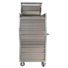 12 drawers Top quality 30 Inches cheap stainless steel craft Tool trolley box