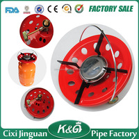 Supply Directly Factory Nigeria Tanzania protable single burner gas stove,outdoor camping gas cooker for picnic
