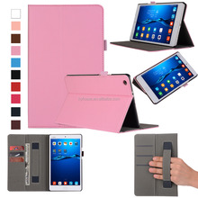 smart case for huawei M3 ,pu leather case for huawei media Pad M3,stand smart cover for huawei M3 8.4