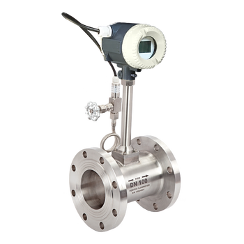 Price Vortex flow meter used for air flow meter steam gas flow meter