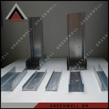 New wholesale hot sale promotion steel roof products/metal stud track