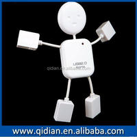 Popular Crazy Selling android style 4 port usb 2 0 hub