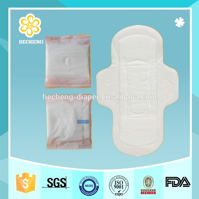 disposable unscented sanitary napkin for Maylaysia
