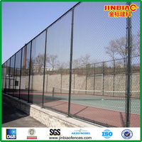 Cheap Chain Link Woven Wire Mesh Fence