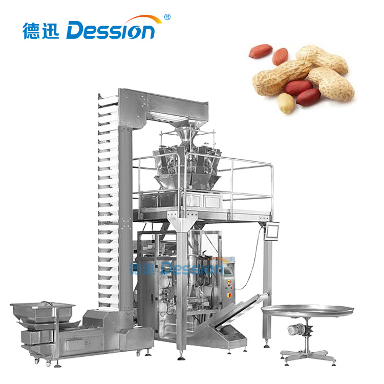 Peanuts Packing Machine With Factory Price In Guangdong