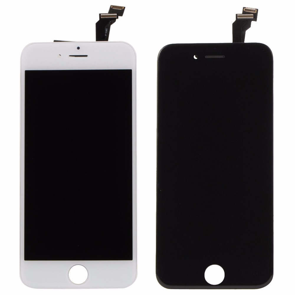 Black/White For iphone 6 Lcd Screen Display 4.7 inch Pantalla with Touch Digitizer Assembly Fast Shipping