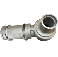 Custom Made High Quality Silver Iron Die Casting Mechanical Parts