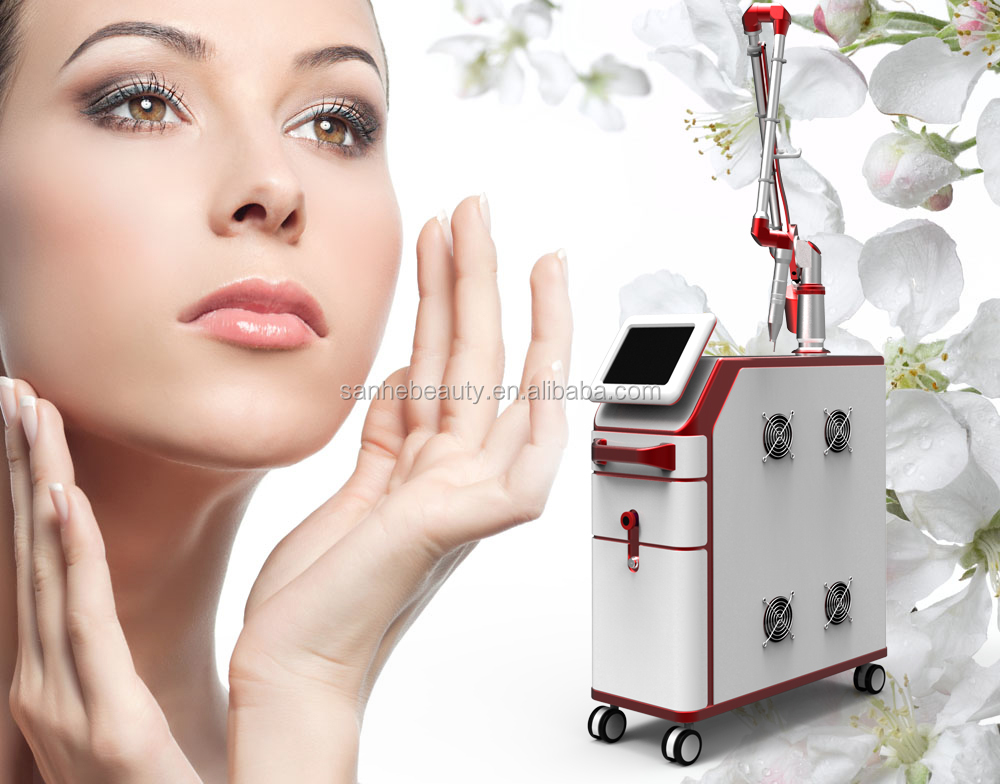 Promotion new product tattoo and pigments removal q-switch nd:yag laser