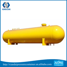 Timely Reply Customized Capacity Gasoline Storage Tank