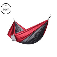 Best Parachute Ultralight Outdoor Camping for Backpacking Travel Beach Yard Double Hammock