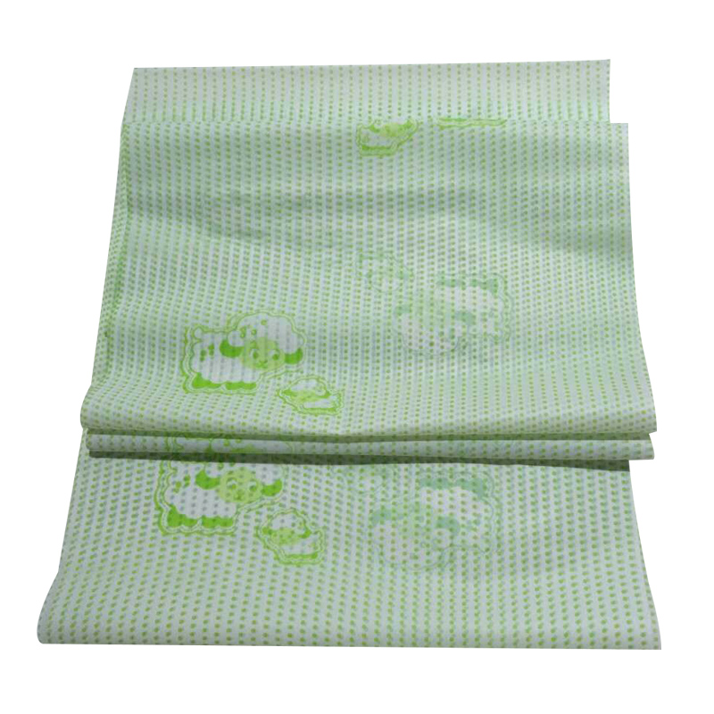 cute protective breathable water transfer printing pe film