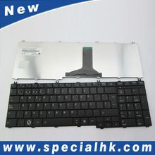 new laptop keyboard for toshiba laptop keyboard layout c650 c655 Psc0yu-03503w Nsk-tn0sv