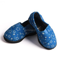Baby Girl Canvas Shoes Shiny Kids Sport Shoes , Bulk Canvas Shoes