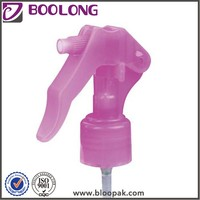 Factory sale various Hot sale best quality Mini Plastic Trigger Sprayer 24/410