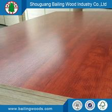 Good Quality Of 18mm Laminated Melamine Plywood Sheet