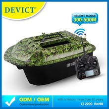 DEVICT carp fishing DEVC-318 ABS Lithium Battery bait boat with GPS for sale
