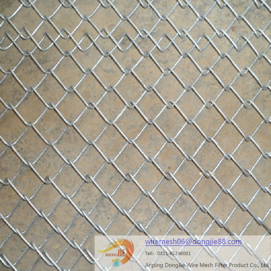 Newest promotional light duty chain link fabric excellent
