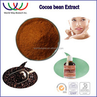 free sample !16 years China factory herbal extraction organic antimicrobial FDA cocoa powder ,FDA cocoa beans extract powder