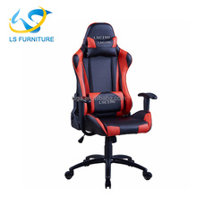 2017 hot sale PU gamer chair gaming chair racing for office