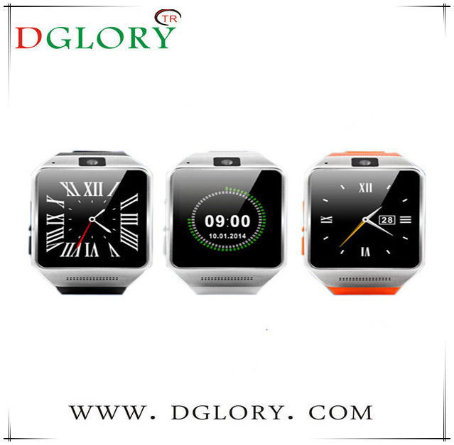 DG-GV08 1.5inch watch with mobile phone and sport feature