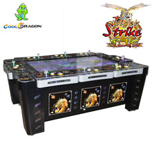 new type fish hunter arcade Tiger leopard Strike casino outlet fishing gaming machine