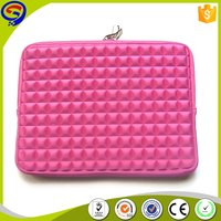 Latest Fashion High Quality promotion neoprene laptop sleeve