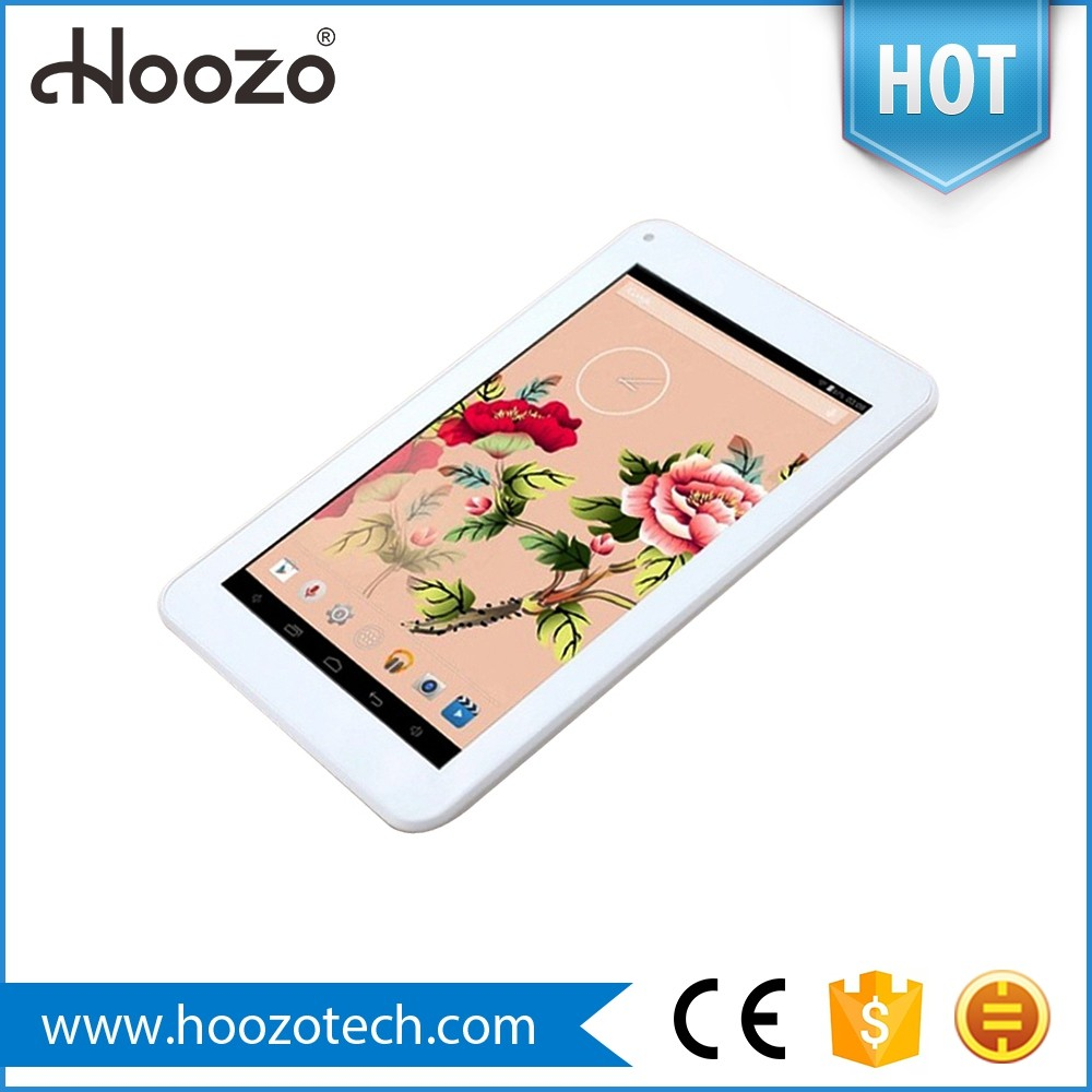 Fashionable design 7 inch tablet pc android 4.4