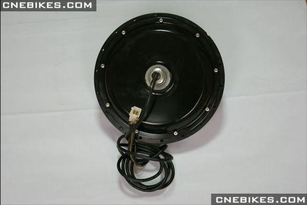 48v 500w waterproof gearless brushless rear hub motor kits for 500w hub motor kit