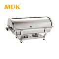 2017 wholesale hotel restaurant buffet buffet stainless steel luxury chafing dish