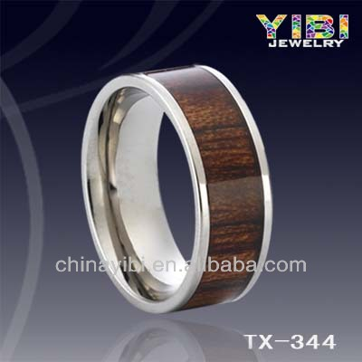 Tungsten Wood Ring, Penis Jewelry Penis Plug, wholesale fashion jewelry