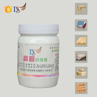 0.68kg Density board pasted white adhesive glue