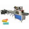 Automatic flow candy taffy wrapping machine