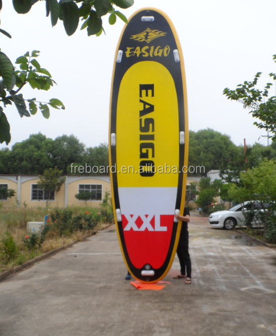 Giant inflatable paddle board/ High quality big sup/Super size sup surfboard