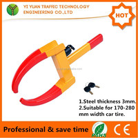 Safety Tire Clamps Wheel Lock For Motorcycle