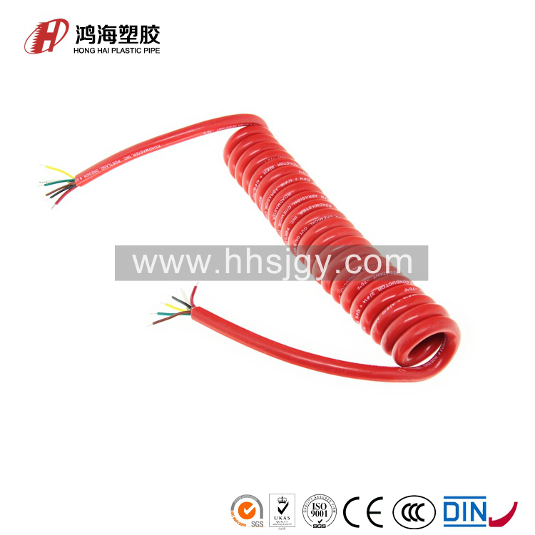 HH-A-30289 pvc spiral cable