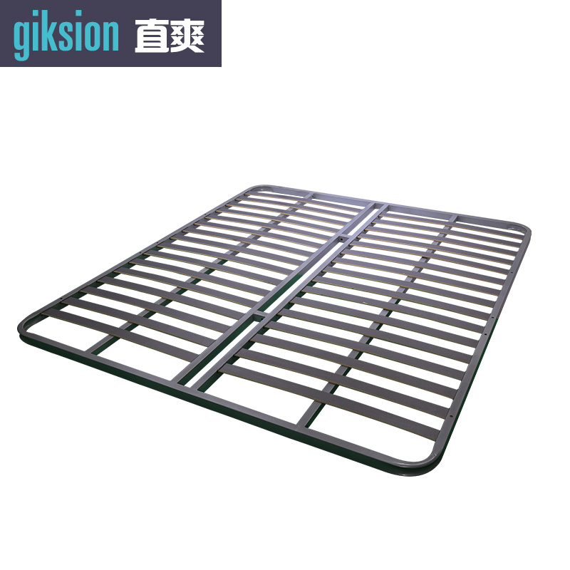 (ZS911#) Metal foundation platform bed base for sale