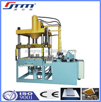 Competitive Price 80T Power Press Machine for Forming Aluminum Ceiling Bucket Plate / Aluminum Strap / Shallow Draw