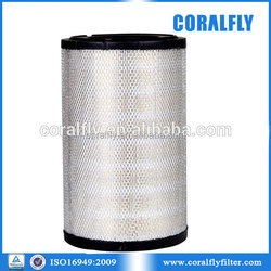 China Suppier Diesel Engine Outer Air Filter AF25276