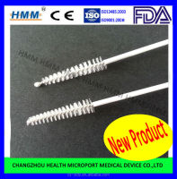 surgical supplies disposable medical cleaning brush for endoscope channel