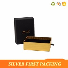 Cardboard luxury lucky draw gift packaging box 2017 drawer box