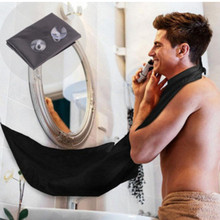 Hot Sale Apron Hair Catcher Beard Grooming Cape for shaving