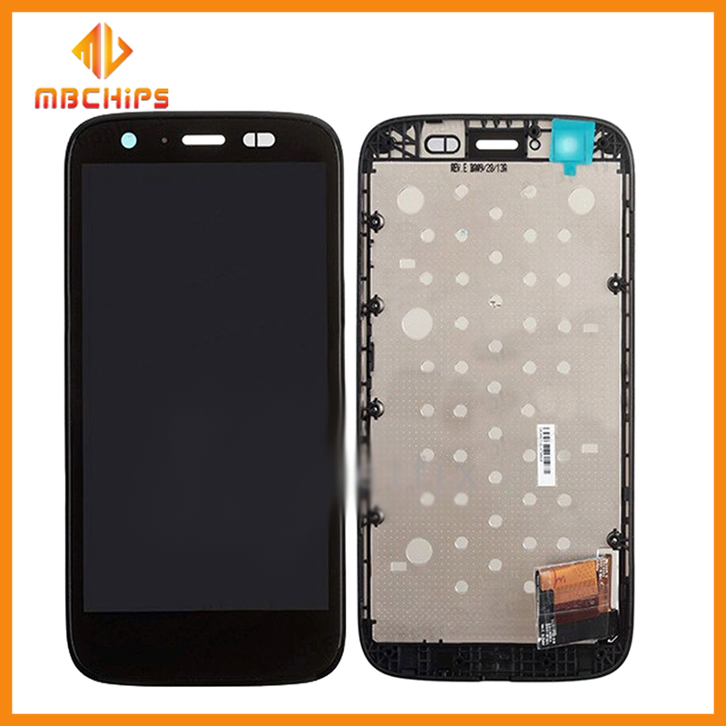 Wholesale lcd for moto G4 lcd display touch digitizer , touch screen lcd assembly for moto G4