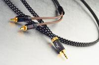 RCA interconnect cable of MPS X-5 Leopard